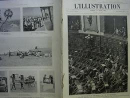 L'ILLUSTRATION 4284 LA ROUTE MANDARINE/ LOUIS COURIER/ CANNES/ HOTEL LAUZUN/ BERAUT/ - Zeitungen