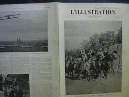 L'ILLUSTRATION 4302 SYRIE/ MAROC/ AVIATION/ CATASTROPHE HARDELOT/ ANNAM/ DELINGETTE - Zeitungen