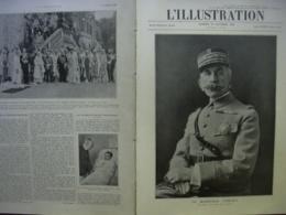 L'ILLUSTRATION 4310 LYAUTEY/ MAROC/ NEW YORK/ SYRIE/ AVIATION/ - Zeitungen