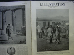 L'ILLUSTRATION 4317 AVIATION/ POLE/ LIBAN/ CHINE/ MAROC/ TCHECOSLOVAQUIE/ MONTENEGRO - Zeitungen