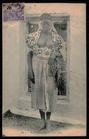 AFRICA -  Femme Aux Seins Nus - Belle Négresse. ( Ed. ND. Phot. Nº 328 T ) Carte Postale - Afrique Du Nord (Maghreb)