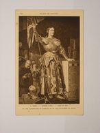 Jeanne D'Arc - Ingres - Louvre - Paintings