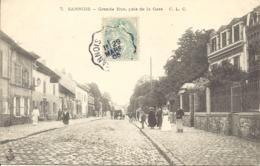 Sannois, Grande Rue, Pres De La Gare - Sannois