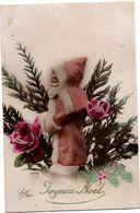 Joyeux Noël 1924 - Père Noël - édit. Léo 224 - Santa Claus