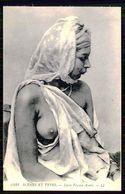 AFRICA - SCENES ET TYPES Nº 6133 - Femme Aux Seins Nus - Jeune Femme Arabe. (Ed.LL. ) Carte Postale - Afrique Du Nord (Maghreb)