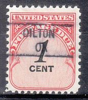 USA Precancel Vorausentwertung Preo, Locals Oklahoma, Oilton 841 - United States