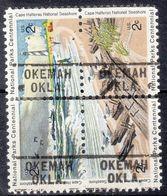 USA Precancel Vorausentwertung Preo, Locals Oklahoma, Okemah 729 Hatteras Block - United States
