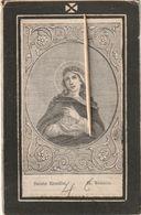 Sainte Rosalie, Putte, 1873, Josphus Pauwels, Ockers - Religión & Esoterismo