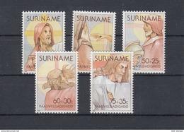 Surinam Michel Cat.No.  Mnh/** 938/942 - Suriname