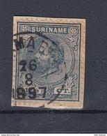 Surinam Michel Cat.No. Used 16 (1) - Suriname