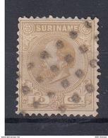 Surinam Michel Cat.No. Used 10 - Suriname