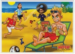 MATCH! - The No.1 Football Magazine - (Soccer/Voetbal/Football/Fußball) - British - Calcio
