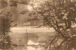 Heyst-op-den-Berg  / Heist-op-den-berg : Kasteel Moretus / In De Hof --- Zicht Op Het Water 1911 - Heist-op-den-Berg