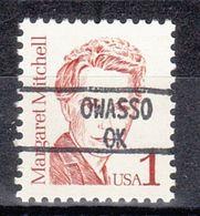 USA Precancel Vorausentwertung Preo, Locals Oklahoma, Owasso 895 - United States