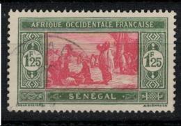 SENEGAL       N°  YVERT  :  107 A   ( 5 )         OBLITERE       ( Ob   7/ 46  ) - Used Stamps