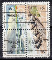 USA Precancel Vorausentwertung Preo, Locals Oklahoma, Paden 835.5, Hatteras Block - United States