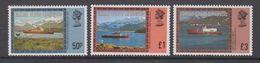 Falkland Islands Dependencies (FID) 1980 Definitives / Ships 3 Highest Values ** Mnh (48682) - South Georgia
