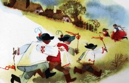 CESKOSLOVENSKO Tschechoslowakei TCHECOSLOVAQUIE Alice Au Pays Des Merveilles Czechoslovakia Alice In Wonderland - Contes, Fables & Légendes