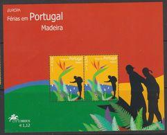 Portugal Madeira Madère CEPT 2004  Yvertn° Bloc 29 *** MNH Cote 3,50 Euro Europa Les Vacances Holidays - Europa-CEPT