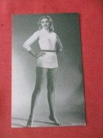 Blank Back Female Pinup  Ref 4216 - Pin-Ups