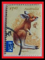 110.AUSTRALIA 2011 USED STAMP KANGAROO  . - 2010-... Elizabeth II