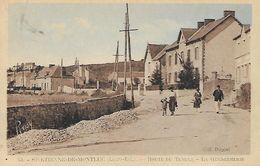 44     Saint-étienne De Montluc        Route Du Temple   La Gendarmerie - Saint Etienne De Montluc