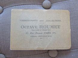 Odontomètre Roumet - Stamps