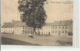 Nil- St- Vincent - Place Communale   - Verzonden - Walhain