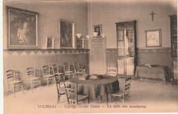 TOURNAI - Collège Notre Dame -  Salle Des Académies - Tournai