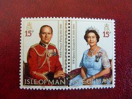 1986   Queen Elisabeth II    SG =  328a   ** MNH - Man (Insel)