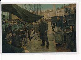 LA ROCHELLE : Déchargement De Morues - Très Bon état - La Rochelle