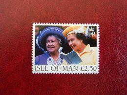 1998   Queen Elisabeth II And Queen Mother    SG = 790   ** MNH - Man (Insel)