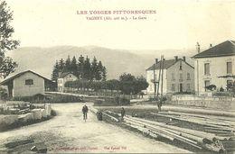 88 VOSGES VAGNEY LA GARE JOLI  PLAN  A VOIR - France