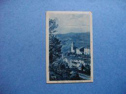 THOARD  -  04  -  Un Coin Du Pays Et Le Clocher  -  Alpes De Haute Provence - Other Municipalities