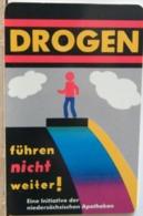 GR31  - GERMANIA - 12 DM  - DROGEN - FARMACI DROGA  - R 01.01.98 - Deutschland