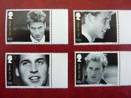 2003   Prince William     SG = 1074  / 1077  ** MNH - Man (Insel)
