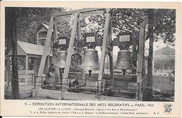 EXPOSITION INTERNATIONALE DES ARTS DECORATIFS - PARIS 1905 -b Les Cloches De CORBIE (Pub Au Dos Chicorée Bayonnette) - Tentoonstellingen