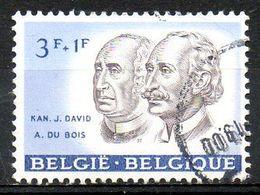 BELGIQUE. N°1180 De 1961 Oblitéré. Au Profit D'oeuvres Culturelles. - Belgium