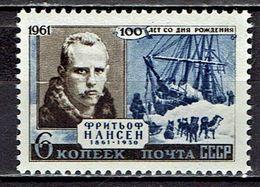UdSSR / USSR - Mi-Nr 2570 Postfrisch / MNH ** (H461) - Nobelpreisträger