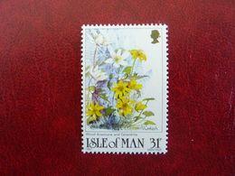 1987   Flowers     SG =  356   ** MNH - Man (Insel)