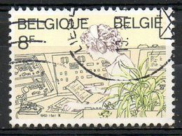 BELGIQUE. N°2086 De 1983 Oblitéré. Fête Des Mères. - Belgium