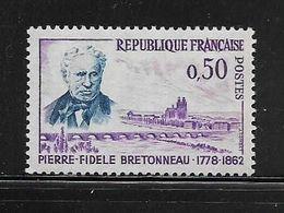 FRANCE  ( FR6 - 93 )  1962  N° YVERT ET TELLIER  N° 1328    N** - France