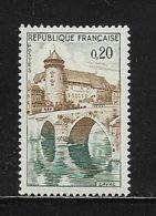 FRANCE  ( FR6 - 96 )  1962  N° YVERT ET TELLIER  N° 1330    N** - France