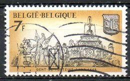 BELGIQUE. N°1713 De 1974 Oblitéré. Chambre Royale De Rhétorique De Fonteine. - Belgium