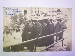 2020 - 6484  WÜLZBURG  (Bayern/Bavière)  1917  -  Obsèques D'un Officier Français   XXX - Guerre 1914-18