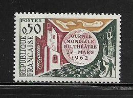 FRANCE  ( FR6 - 105 )  1962  N° YVERT ET TELLIER  N° 1334    N** - Neufs
