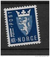 1945 MNH Norge - Norvegia