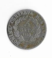 Pièce Suisse De 5 Batzen De 1810  - Canton De Luzern - Suisse