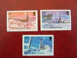 1985    Churches   SG =  303 / 305  ** MNH - Man (Insel)
