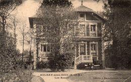 AULNAY SOUS BOIS  Les Roses - Aulnay Sous Bois